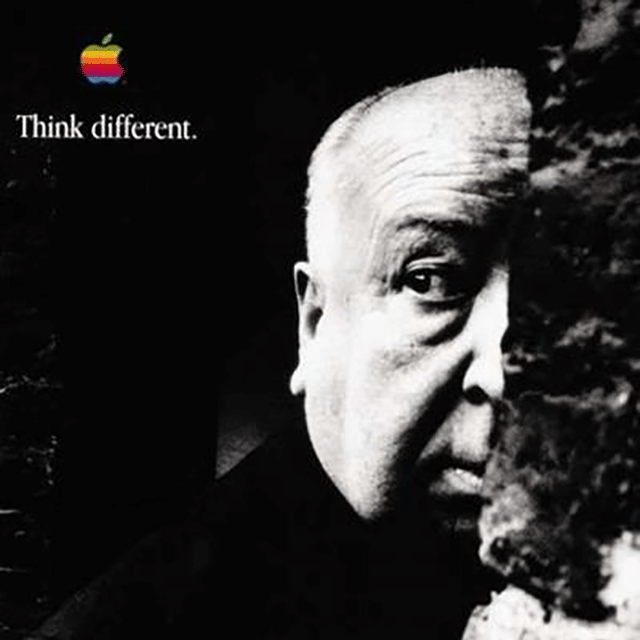 "think different the ad campaign that Steve jobs explains ""think different"" – apple's best brand advertising campaign of all-time (video."